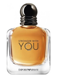 EMPORIO ARMANI - Emporio Armani Stronger With You 100ML EDT Erkek Tester Parfüm