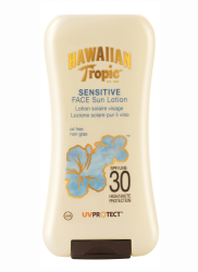 HAWAIIAN TROPIC - Hawaiian Tropic Sensitive Face Losyon Spf30 120Ml