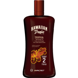 HAWAIIAN TROPIC - Hawaiian Tropic Yağ Spf2 200Ml