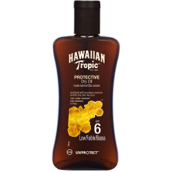 HAWAIIAN TROPIC - Hawaiian Tropic Yağ Spf6 200Ml