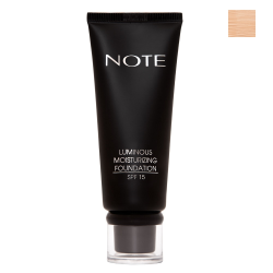NOTE - Note Luminous Mousturizing Fondöten Spf15 Apricot 07 35Ml