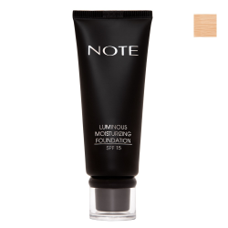 NOTE - Note Luminous Mousturizing Fondöten Spf15 Honey Beige 05 35Ml