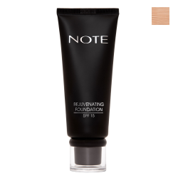 NOTE - Note Rejuvenating Fondöten Spf15 Dark Honey 06 35Ml