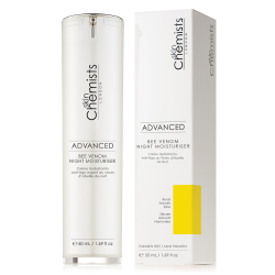 SKINCHEMISTS - Skinchemists Advanced Bee Venom Night Moisturiser 50Ml