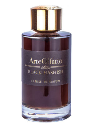 Arteolfatto Black Hashish 100ml Edp Unisex Tester Parfüm
