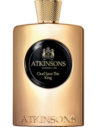 Atkinsons - Atkinsons Oud Save The King 100 Edp Unisex Tester Parfüm