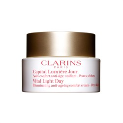 CLARINS - Clarins Vital Light Gündüz Kremi +50 50ml