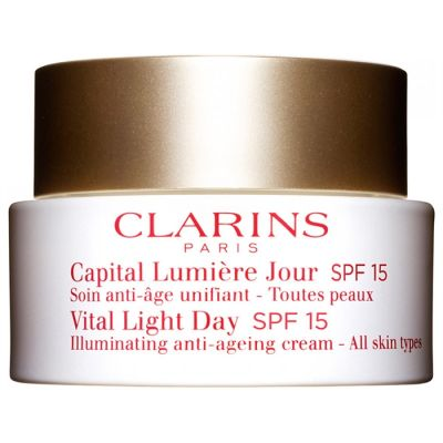 Clarins Vital L.Light Gün.Kremi Spf15 +50 50ml