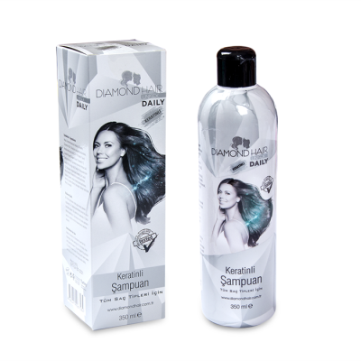 Diamond Hair Günlük Şampuan 350Ml
