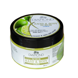 DIAMOND - Diamond Scrub Krem Limon 250Ml