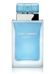 Dolce Gabbana - Dolce Gabbana Light Blue Intense 100ml Edp Bayan Tester Parfüm