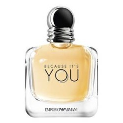 EMPORIO ARMANI - Emporio Armani Bacause It's You 100ML EDP Bayan Tester Parfüm