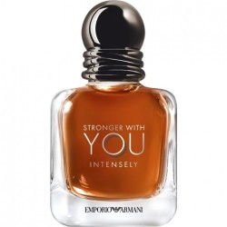 EMPORIO ARMANI - Emporio Armani Stronger With You Intensely 100ml Edt Erkek Tester Parfüm