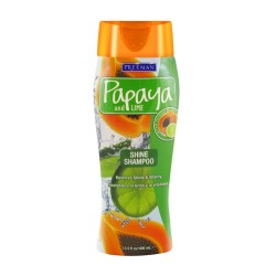 FREEMAN - Freeman Şampuan Papaya Limon Parlak 400 ml