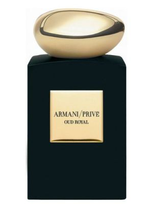 Giorgio Armani Prive Oud Royal EDP İntense 100ML Erkek Tester Parfüm