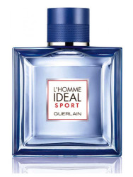 Guerlain - Guerlain L'Homme Ideal Sport 100ml Edt Erkek Outlet Parfüm