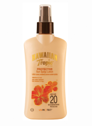 HAWAIIAN TROPIC - Hawaiian Tropic Losyon Spray Spf20 200Ml