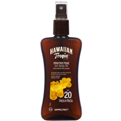 HAWAIIAN TROPIC - Hawaiian Tropic Yağ Spray Spf20 200Ml