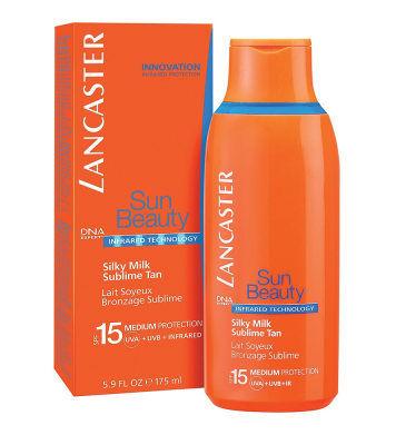 Lancaster Fresh Milk Sublime Tan Spf15 175Ml