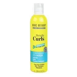 MARC ANTHONY - Marc Anthony Dalgalı Ve Kıvırcık Saçlar İçin Strictly Curls 3x Nemlendirici Co-Wash 250Ml