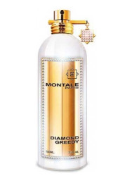 Montale Paris - Montale Paris Diamond Greedy EDP 100ml Bayan Tester Parfüm