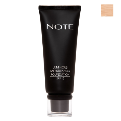 Note Luminous Mousturizing Fondöten Spf15 Apricot 07 35Ml