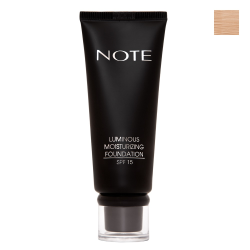 NOTE - Note Luminous Mousturizing Fondöten Spf15 Dark Honey 06 35Ml