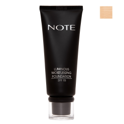 NOTE - Note Luminous Mousturizing Fondöten Spf15 Medium Beige 03 35Ml