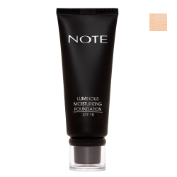 NOTE - Note Luminous Mousturizing Fondöten Spf15 Natural Beige 02 35Ml