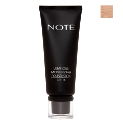 NOTE - Note Luminous Mousturizing Fondöten Spf15 Sunny 08 35Ml