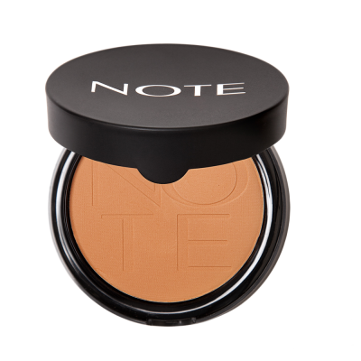 Note Luminous Silk Compact Pudra 08 10Gr Sunny