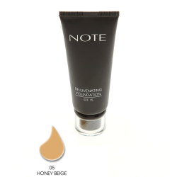 NOTE - Note Rejuvenating Fondöten Spf15 Honey Beige 05 35Ml