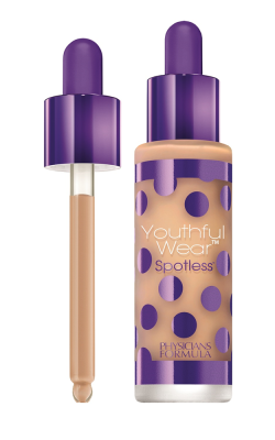 Physicians Formula Fondöten Youth Wear Spotless Nude Spf15