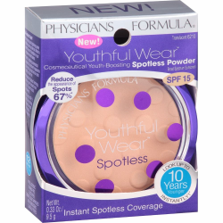 PHYSICIANS FORMULA - Physicians Formula Pudra Youth Wear Spotless Translucent