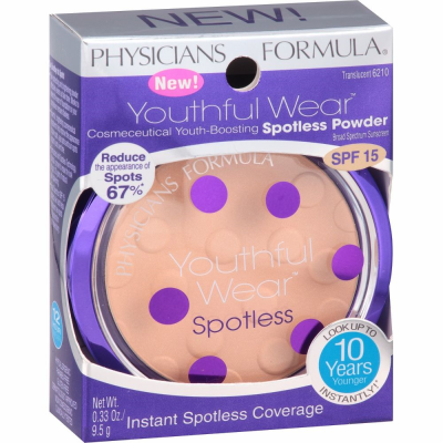 Physicians Formula Pudra Youth Wear Spotless Translucent