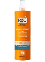 ROC - Roc Soleil Protect Spray Lotion Spf30 200Ml