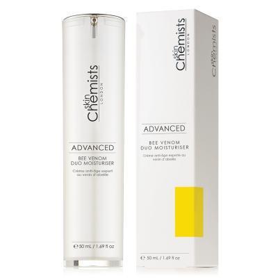 Skinchemists Advanced Bee Venom Duo Moisturiser 50Ml