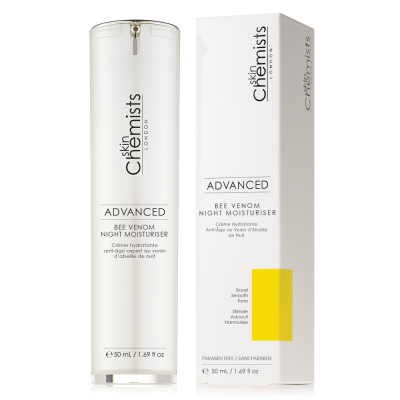 Skinchemists Advanced Bee Venom Night Moisturiser 50Ml