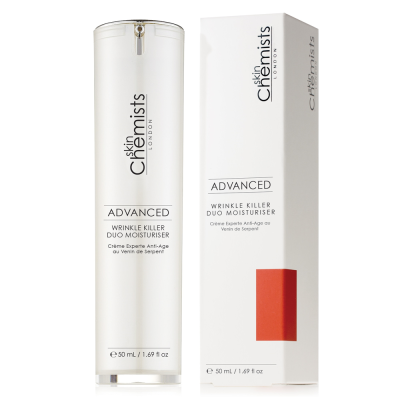 Skinchemists Advanced Wrinkle Killer Duo Moisturiser 50Ml