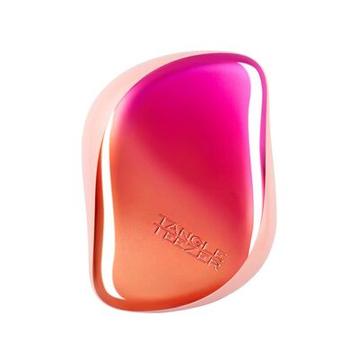 Tangle Compact Styler Ombre Chrome Pink Peach