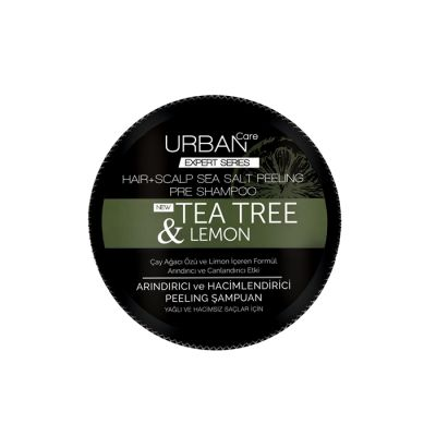 Urban Care Şampuan Exp.Teatree Lemon Peeling 200Ml