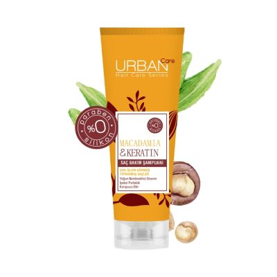 Urban Care Şampuan Macadamia Oil Fusion 250Ml