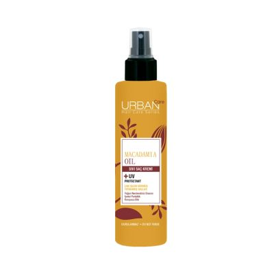 Urban Care Sivi Saç Kr.Macadamia Oil Fusion 200Ml