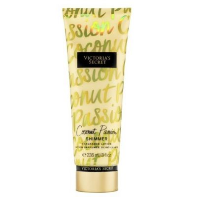 Victoria's Secret Body Lotion Coconut Passion Shimme
