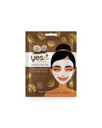 YES TO - Yes To Maske Kağıt Hindistancevizi Kuru 20Ml