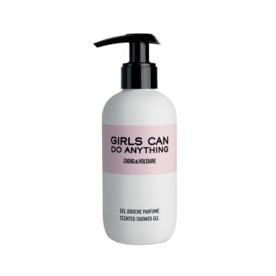 Zadig V.Girls Can Do Anything Bayan Duş Jeli 200ml