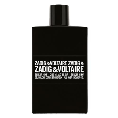 Zadig Voltaire This Is Him Erkek Duş Jel 200ml
